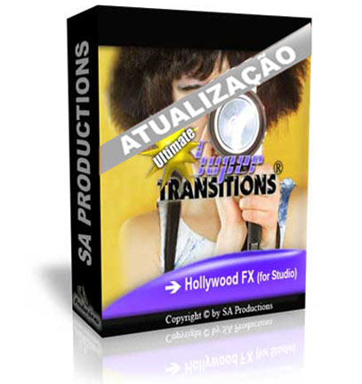 Super Transitions Ultimate (Pinnacle Studio 10, 11, 12, 14 e 15)