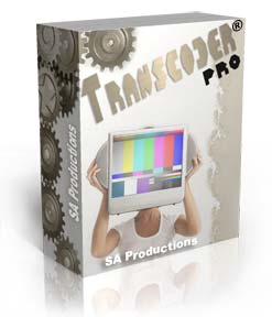 Transcoder Pro® + Video-Aulas de Captura